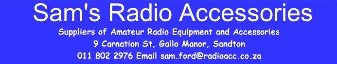 Sams Radio Accessories